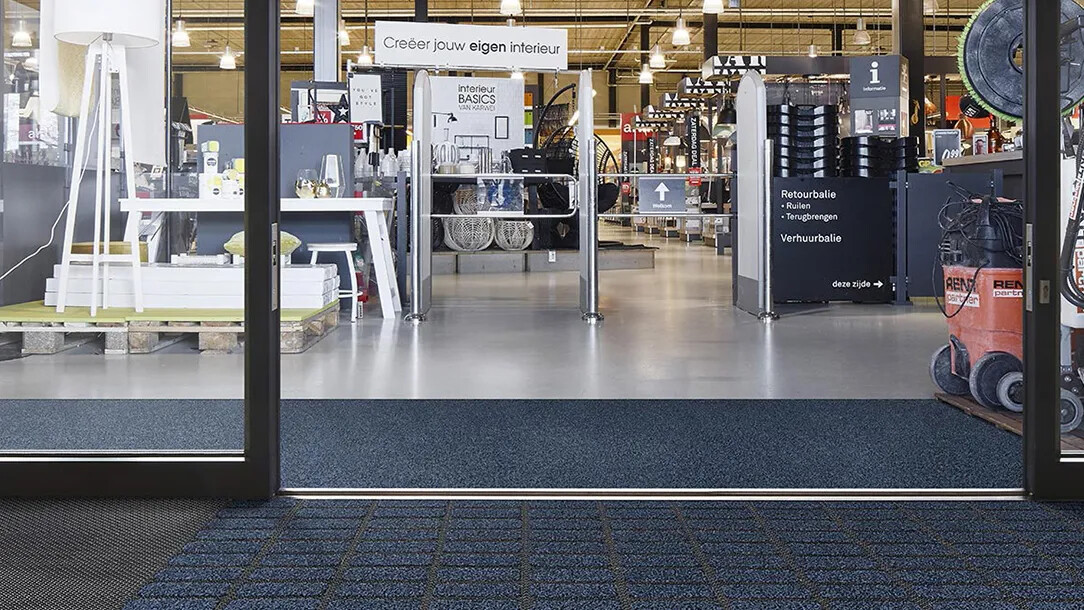Revêtement de sol | Tapis magasins | Forbo Flooring Systems
