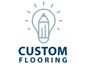 Custom Flooring logo