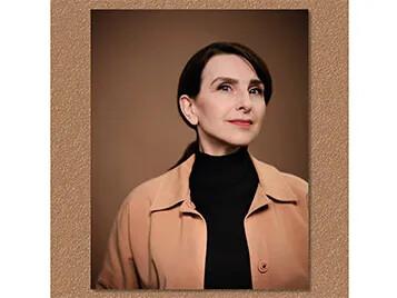 Claire Vos portret