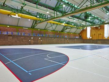 Sporthalle Almelo Iserlohn