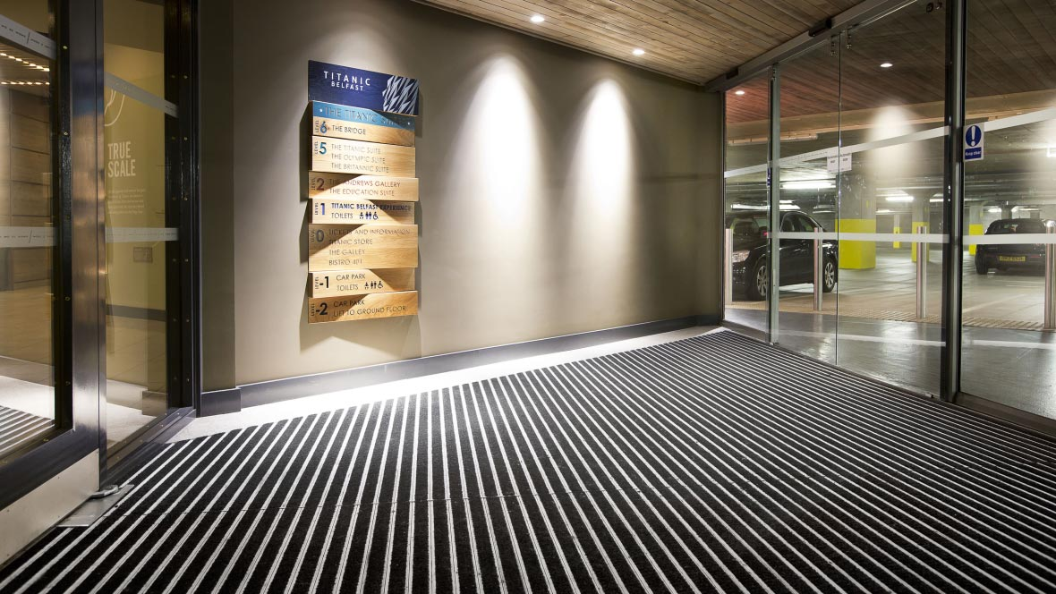 Coral & Nuway Entrance Flooring Systems