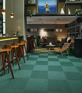 New collection: Tessera Struktur 1 carpet tiles