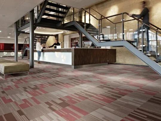 Flotex Linear floor - Cirrus