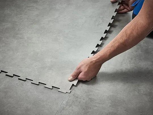 Allura Puzzle 2020 - Installation