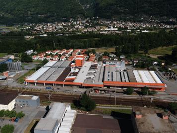 Giubiasco, Schweiz