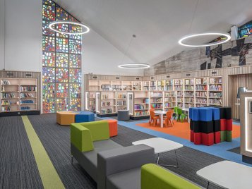 Athy Library