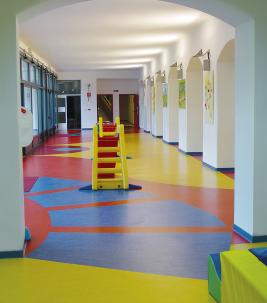 Education flooring solutions
