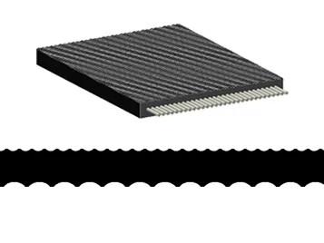 822160 TU 60A-42 FBRC/FSTR schwarz