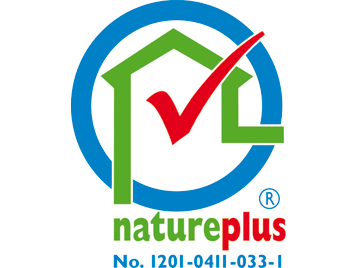 Natureplus Zertifizierung für Linoleum