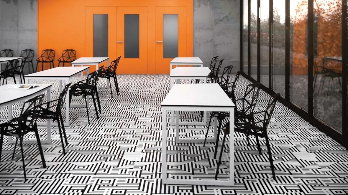 Sarlon trafic vision 3D - Labyrinth