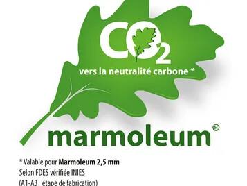 Revêtement de sol lino vers la neutralité carbone | Forbo Flooring Systems