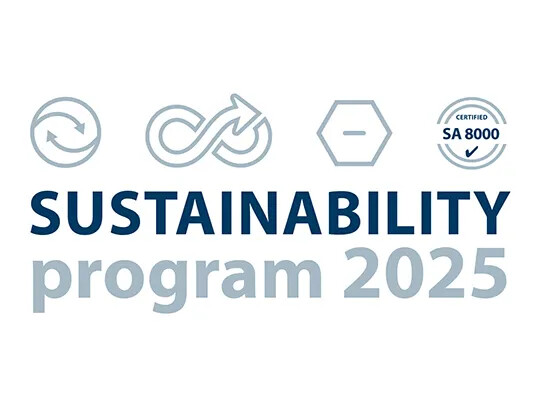 Sustainability program logo