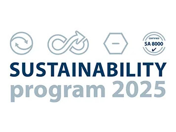 sustainability program 2025