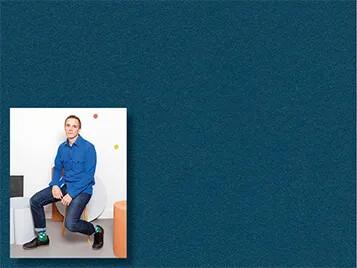 Phil Procter Portret: Geisje van der Linden