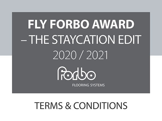 Fly Forbo terms and conditions