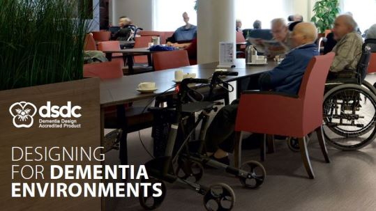 Forbo Flooring Solutions Accredited by the Dementia Service Design Centre