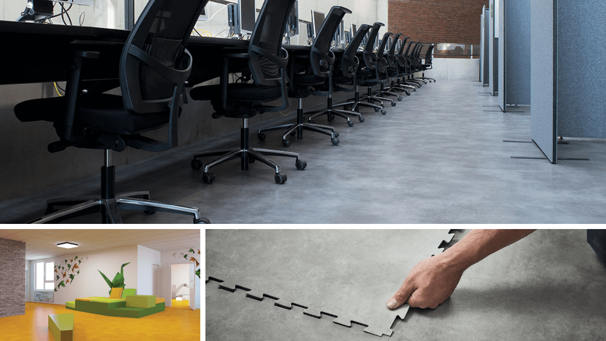Avoiding Disruption in Education Refurbishments with Forbo