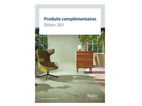 Revêtement de sol, Catalogue produits complémentaires édition 2021 | Forbo Flooring Systems