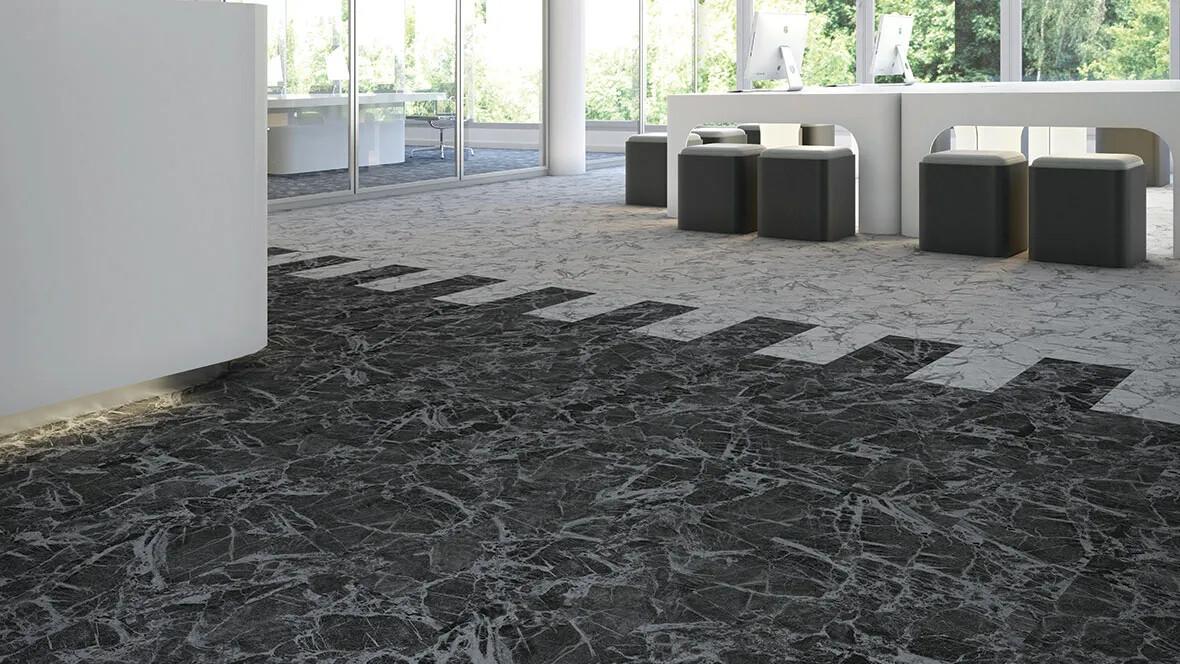 Flotex planks Marble 143002 143001