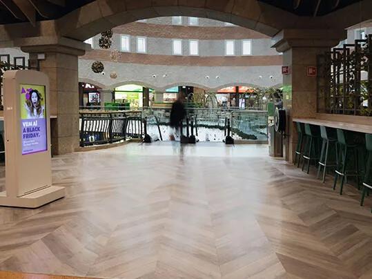 Alegro Montijo food court