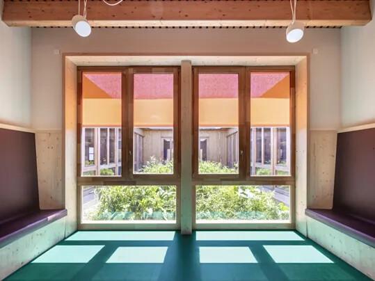 Revêtement de sol linoléum naturel, Forbo Flooring