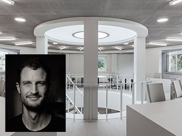 Revêtement de sol, Remi Versteeg portrait | Forbo Flooring Systems