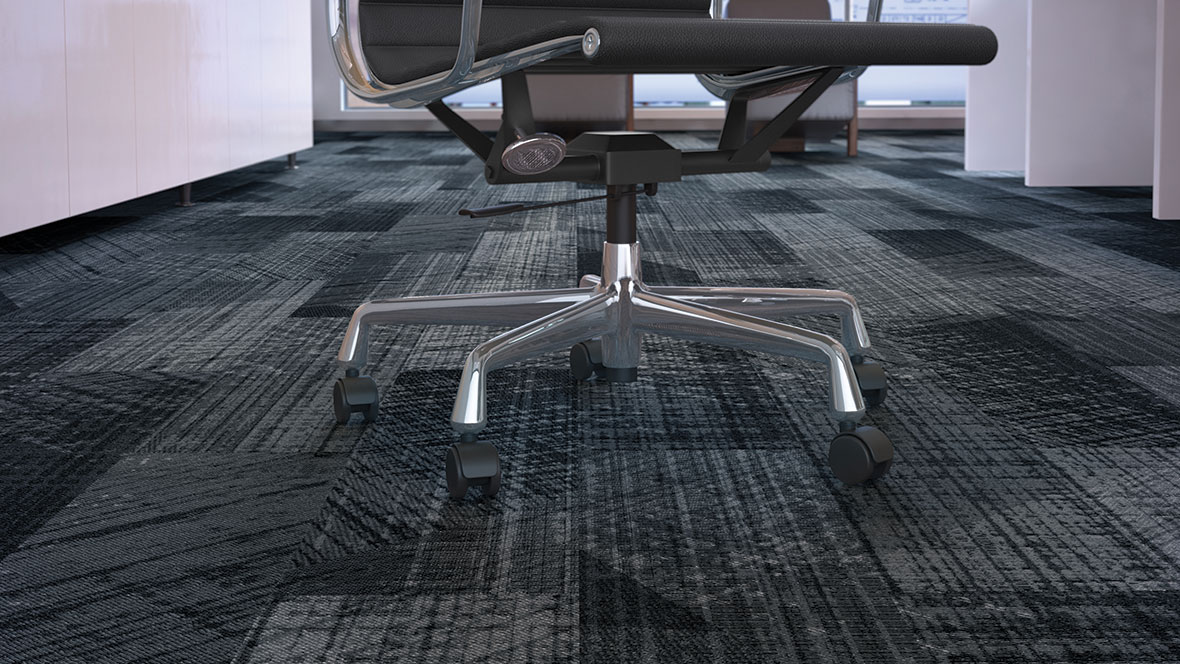 Flotex planks Refract 137001 close-up