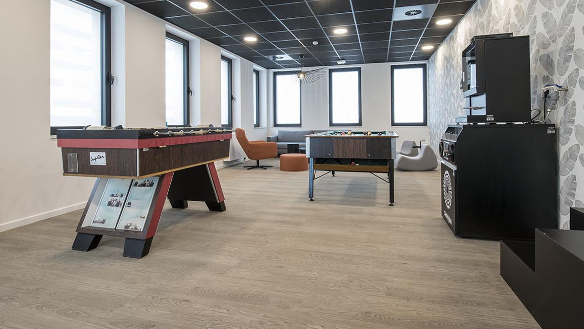 CHC Luik Flotex 151004 american wood