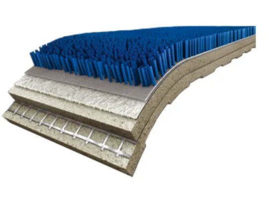 Flotex product construction