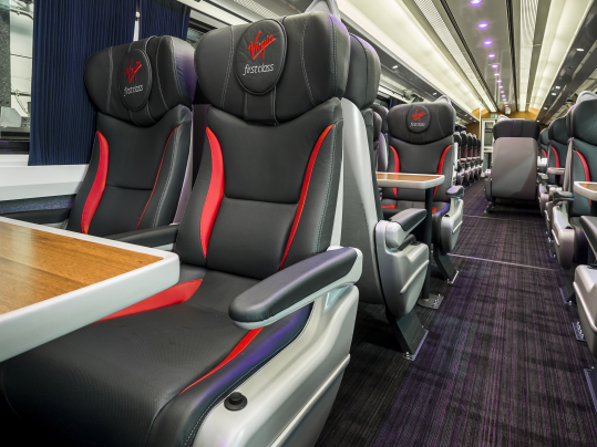 Virgin Rail