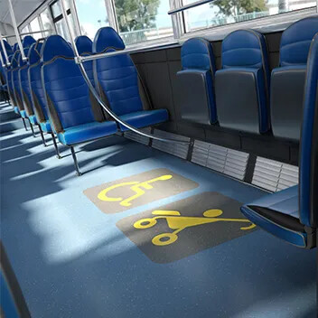 Bus and Coach flooring