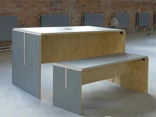 Berghs - Custom made furniture for Berghs