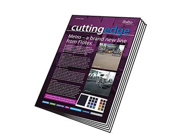 Cutting Edge Summer 2012 cover