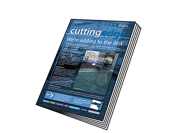 Cutting Edge winter 2012 cover