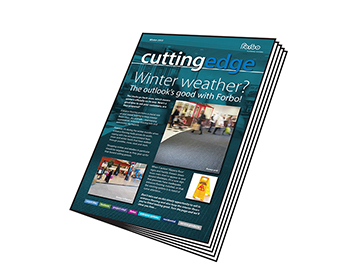 Cutting Edge winter 2013 cover