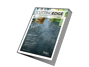 Cutting Edge Spring 2018 cover