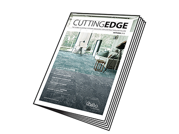Cutting Edge Autumn 2018 cover