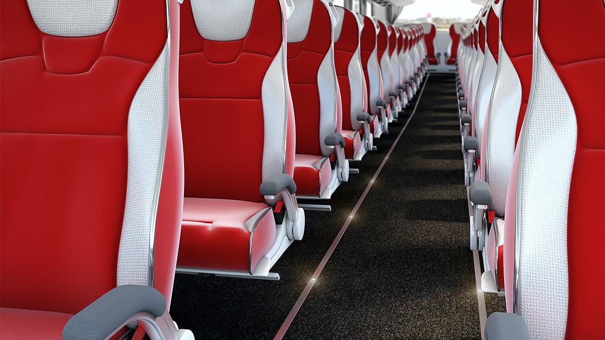 Coral FR - Bodenbeläge für Züge