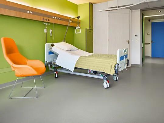 Revêtement de sol PVC acoustique compact Sarlon | Forbo Flooring Systems