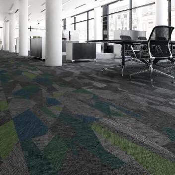 Revêtement de sol textile Flotex converge | Forbo Flooring Systems
