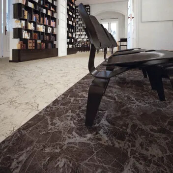 Revêtement de sol textile en lames Flotex marble | Forbo Flooring Systems