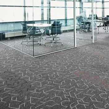 Revêtement de sol textile en lames Flotex triad | Forbo Flooring Systems