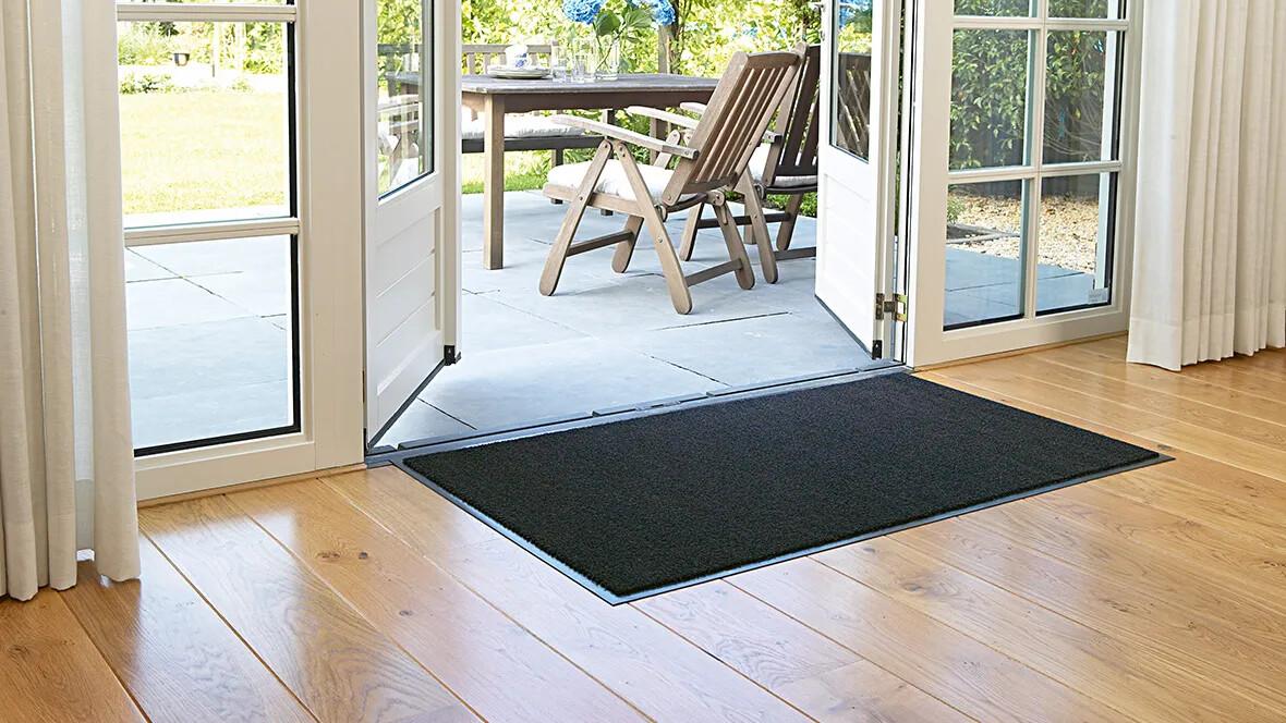 Revêtement de sol, logement social entrée   Forbo Flooring Systems