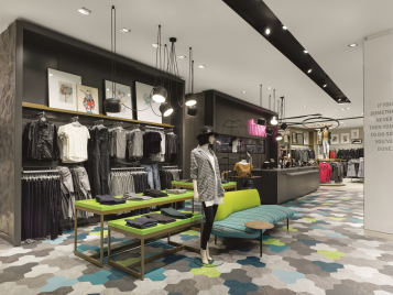 Flooring for Commercial Retail