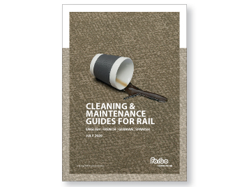Rail cleaning and maintenance guide