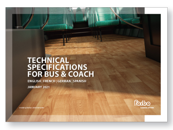 Bus & Coach technical specifications