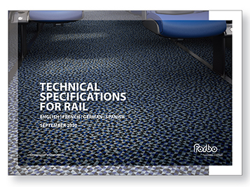 Rail technical specifications