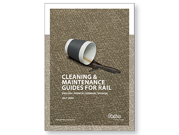 Rail cleaning and maintenance