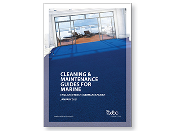 Marine flooring cleaning and maintenance guide