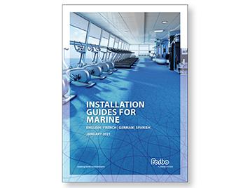 Marine flooring installation guide